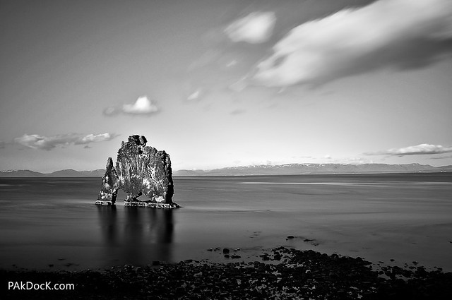 Hvítserkur at afternoon (some previous work, B-side)