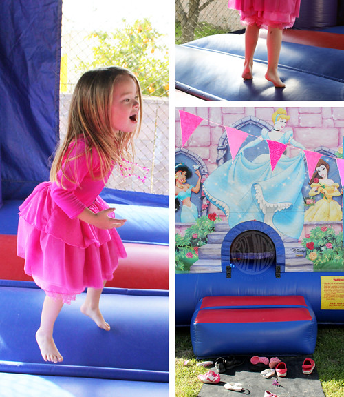 bounce house collage1