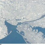 New York City in Winter (NASA, International Space Station, 01/09/11)