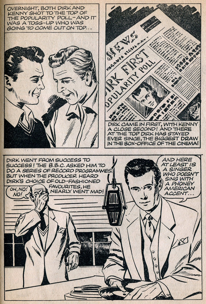 Dirk Bogarde comic 20