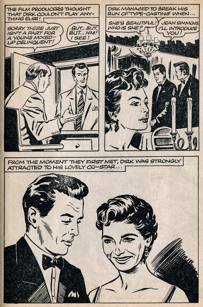 Dirk Bogarde comic 16