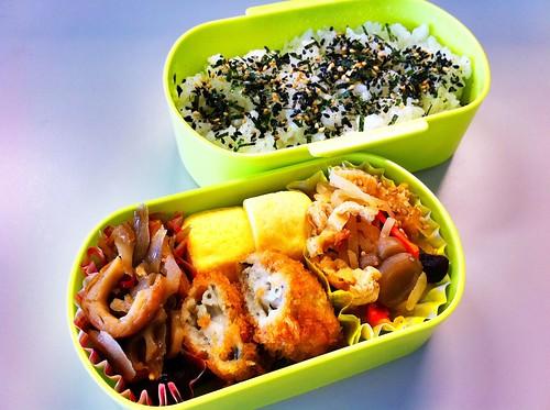今日のお弁当 No.91 – 磯海苔
