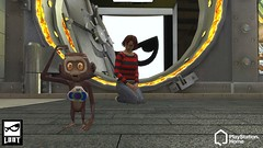 PlayStation Home Update - Steve