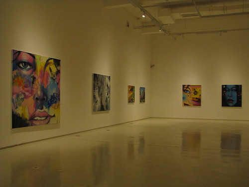 DAZE solo exhibition
