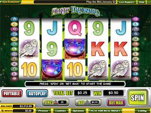 free Tarot Treasure slot mini symbol 2