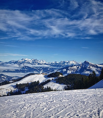 Scheffau verto (maistora) Tags: blue trees winter sky panorama sun white mountain snow ski alps detail sunshine vertical clouds forest alpes buildings austria focus day skiing space sony air experiment peak sunny sharp ridge pines automatic winner summit getty duel 1855 peaks alpha distance sweep trial tyrol scheffau maistora vertorama nex5 wildenkeiser yahoo:yourpictures=weather
