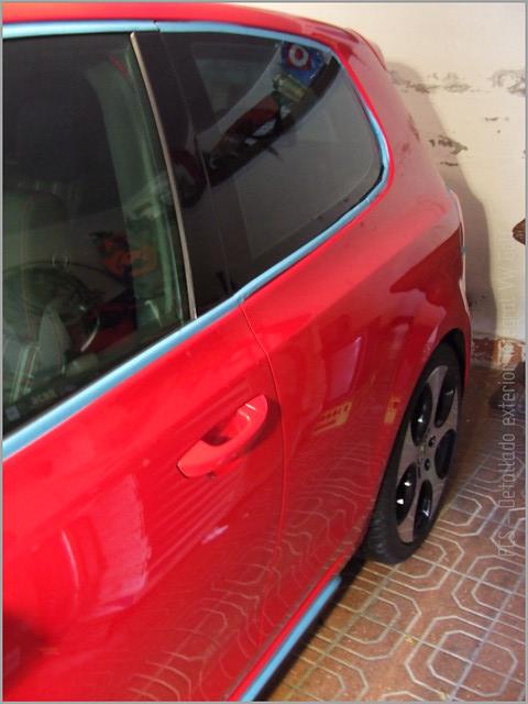 Detallado exterior VW Golf GTI mkVI-11