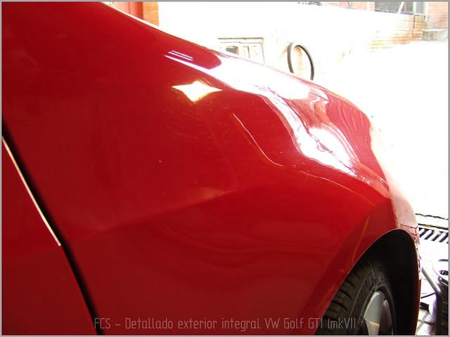 Detallado exterior VW Golf GTI mkVI-35