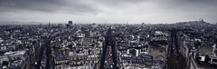 urban magnificence () Tags: sky urban paris andy landscape industrial rooftops andrea smoke tetti andrew roofs cielo paesaggio parigi fumo industriale benedetti