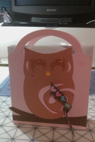 GW Owl bag