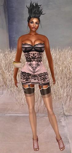 5a La Femme Soir et Paris La vie en Rose