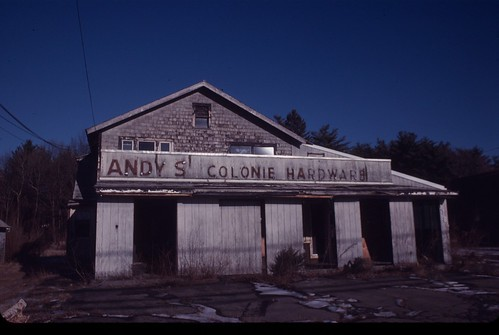 Andy's Colonie Hardware, Kodachrome 40