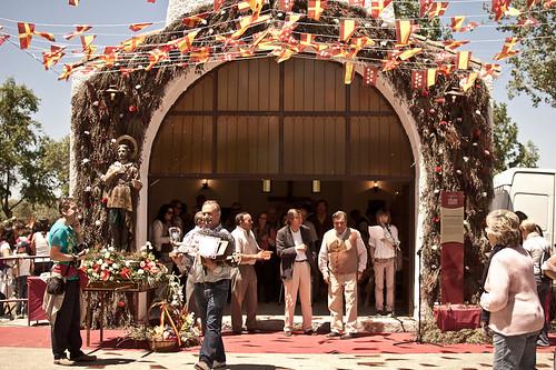 San Isidro en Navalcarnero y la Paella Popular