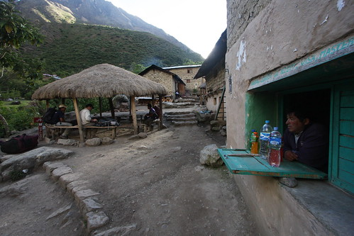 Day 1 village