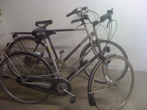 Dutch wheels