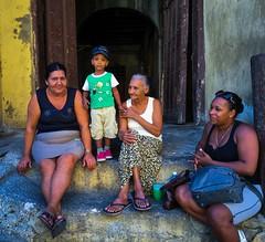 Santiago de Cuba. Cuba (H.L.Tam) Tags: cuban photodocumentary street streetphotography cubanfaces iphoneography sketchbook iphone6s cubasketchbook portrait documentary santiagodecuba cuba iphone