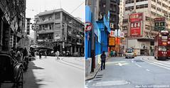 -   1955 (HK Man (ing)) Tags: old hk hongkong  thenandnow oldhk  oldhongkong