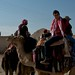 My first camel ride