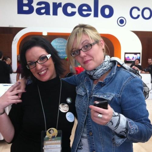 Con @cris_33 finalizando el #EBE10