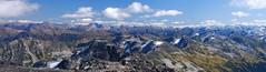 Mount Marriot Panorama (Ziemek T) Tags: panorama britishcolumbia coastmountains mountmarriott