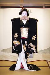 Sakkou, Mamehana #13 (Onihide) Tags: portrait japan kyoto maiko gionkobu kagai mamehana sakkou 豆はな 先笄
