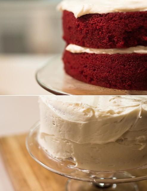 {326/365} red velvet cake
