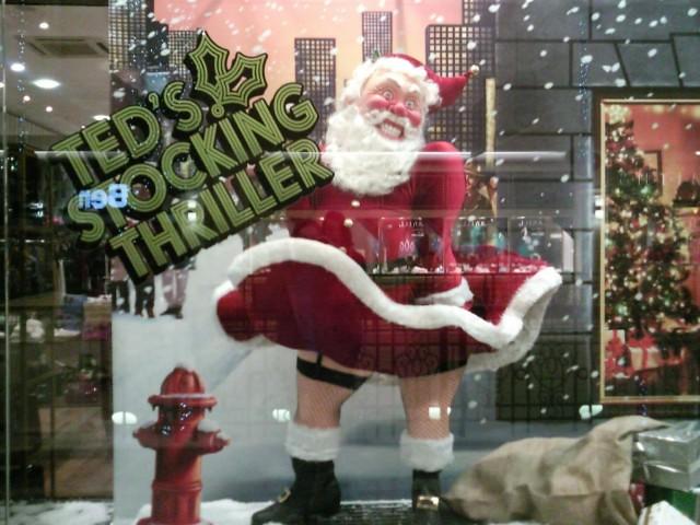 Ted Baker Santa