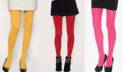 11 Nov 22 - Colored tights challenge