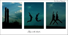 """[01 05 01] - My first """"Triptych"""" (Venu Dharmaji (a bit busy...)) Tags: india motion experiments action contest jumps hyderbad hpc apps krishlikesit keesaragutta"""
