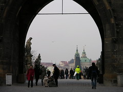 2010-11-26 Charles Bridge 1 (beranekp) Tags: bridge czech prague prag charles praha most brcke karlv mygearandme