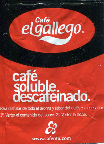 Café el gallego