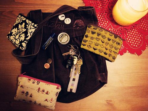 in my purse