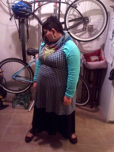 marina rose martinez, fat, fashion, what I wore