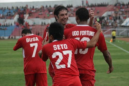 Persiba Bantul 4 - Persipro Probolinggo 0