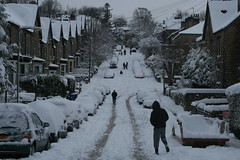 Sheffield Snow 2010