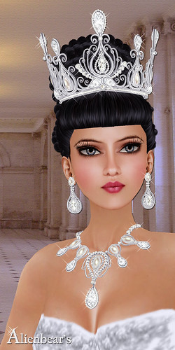 Aphrodite Queen model