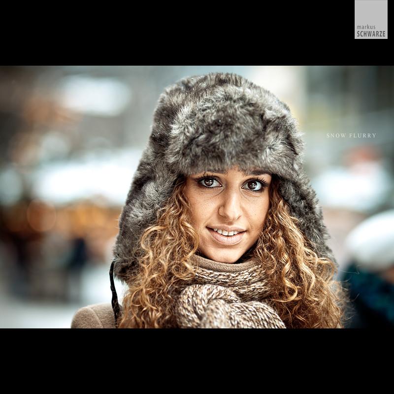 Snow flurry #346