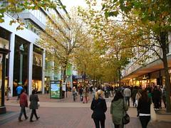 New Street in Birmingham UK by BirminghamRetailQ, on Flickr