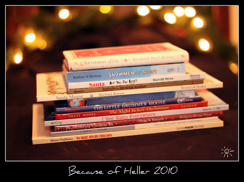 Kindness Through Books_Because of Heller 2010