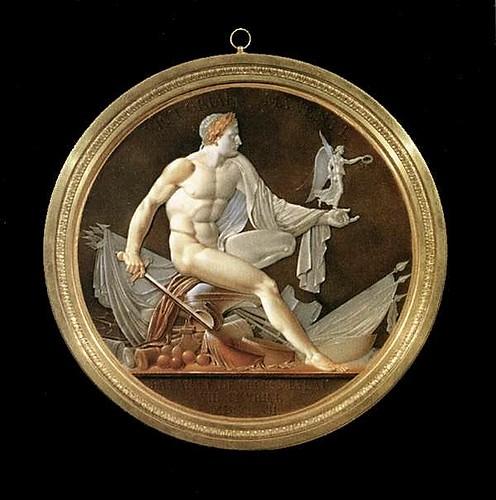 020-Camafeo con placa de la victoria de Eylau 1808-1810-Porcelana de Sèvres- Web Gallery of Art-© 2005-2010 Musée du Louvre