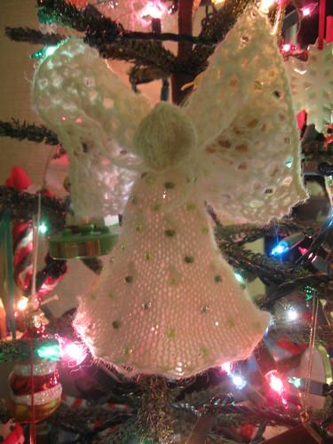 Advent Angel Ornament