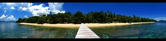 Bangka island (Giuseppe Suaria) Tags: panorama indonesia island ile panoramic panoramica northsulawesi isle sulawesi pulau pacifico indonesien isola celebes bangka indonsia indonsie pulaubangka