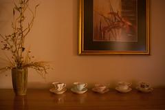 Temps mort (El-Lee) Tags: cup tasse 350d tea rebelxt th royalalbert