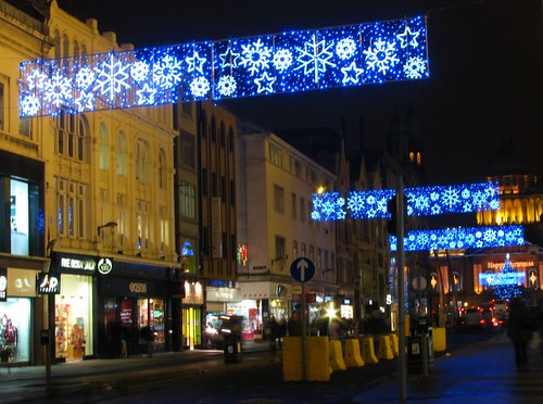 Belfast Christmas Lights