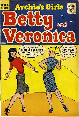 Betty and Veronica #41