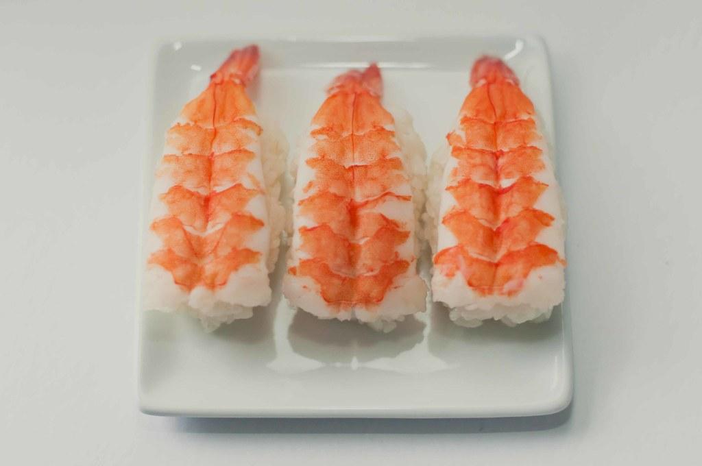 Course #4 Nigiri Sushi