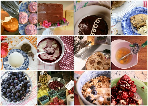 calendar images::the foodie edition