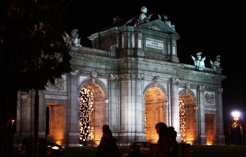 02 Puerta de Alcalá Navidad