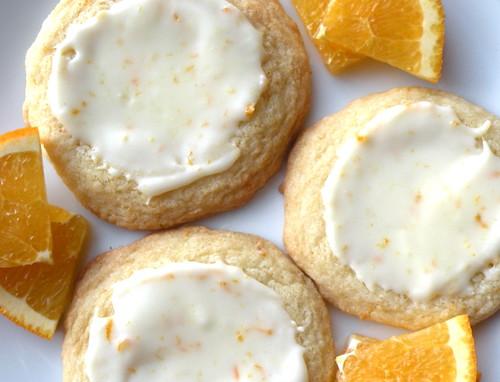 MF Iced Orange Cookies II