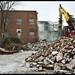 Kennedy House Demolition
